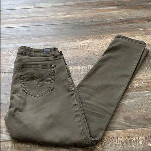 😊2/25 JORDACHE cute skinny jeans
